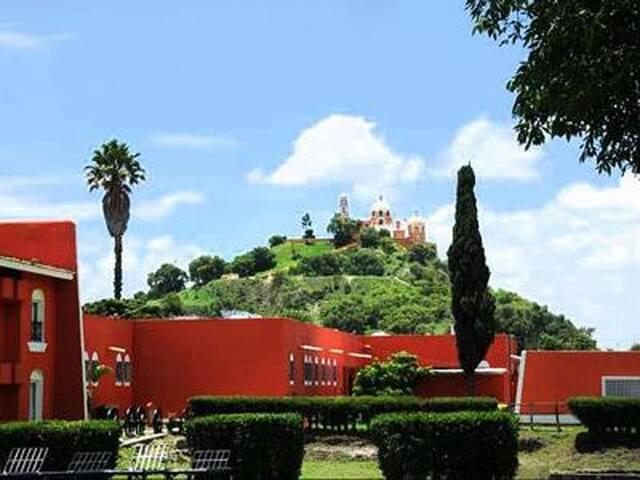 Hoteles Villas Arqueológicas Cholula