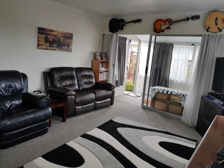 Lovely two bedroom home in Motueka, Tasman