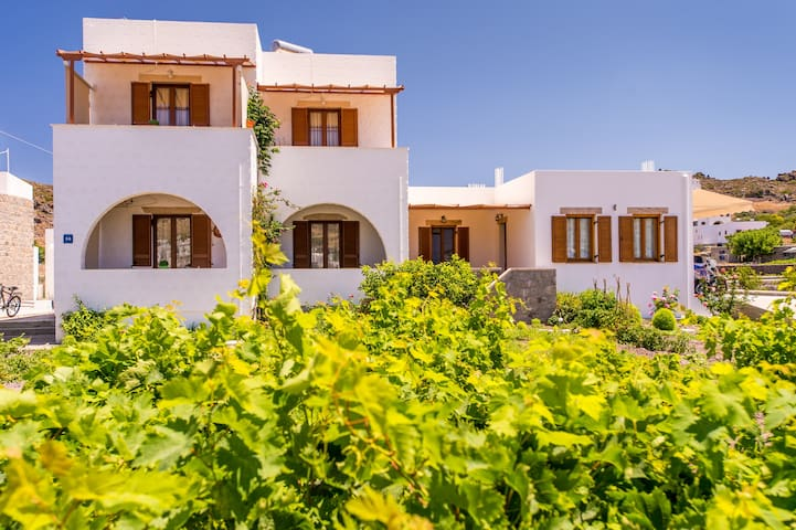 stefanos studios and apartments - Patmos - Wohnung