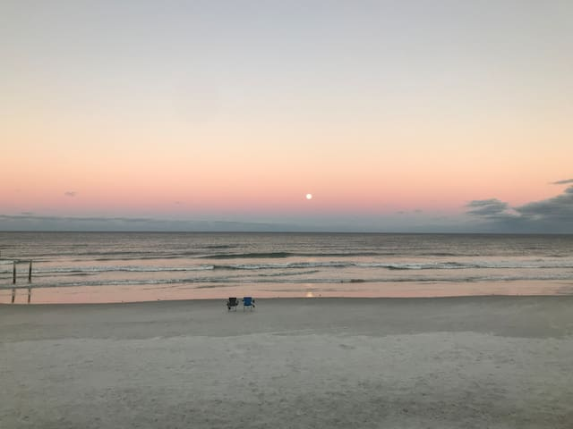 Make NSB your next vacation and relax in paradise.