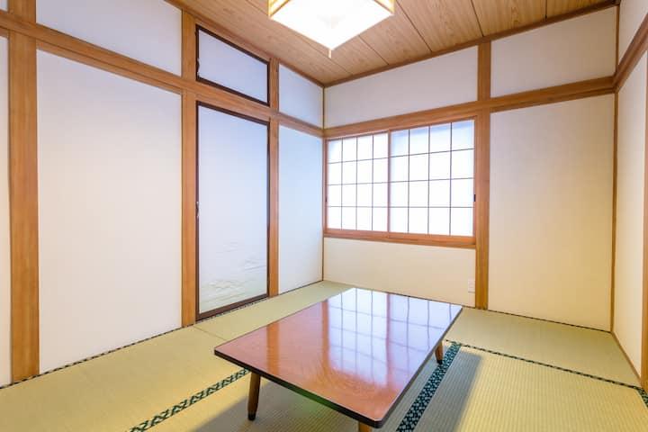 Motoyama-Tei in Kawaguchiko / Room-B
