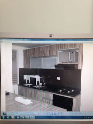 Apartamento 1 habitación , Unicentr - Bogota - Appartement