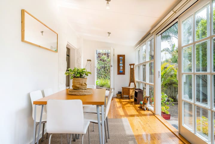 Private garden  Apartment near Bondi Beach