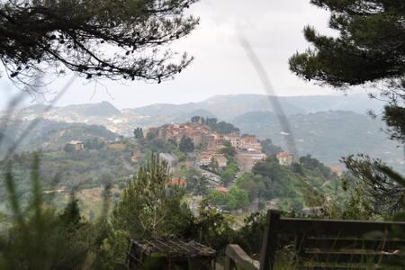 Stylish Villa in Seborga Countryside, Liguria