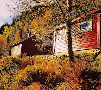 Cosy cabin near Trolltunga w/ magical surroundings - Skare - Cabane