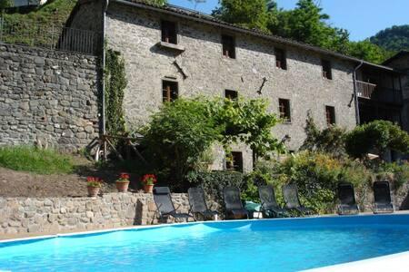 The Mill & Mill House, Isola - Castiglione di Garfagnana - Ev