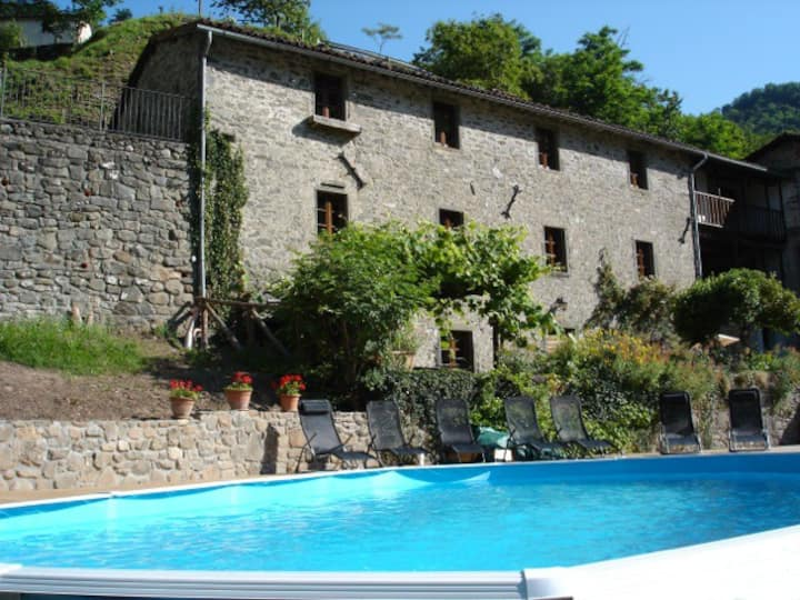 The Mill & Mill House, Isola