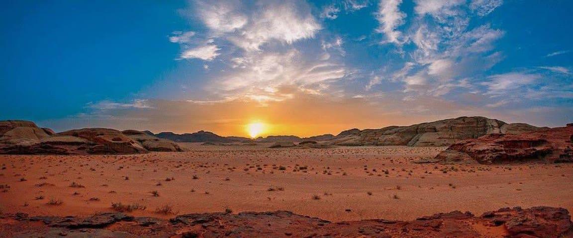 Wadi Rum Beduland Camp