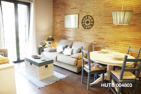 Beautiful apartment by Pl Catalunya