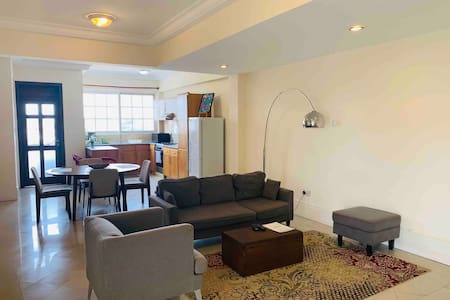 Travellers Smart 2-Bed Suite in Osu