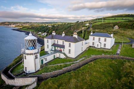 Blackhead Lightkeeper's House 1 - Carrickfergus