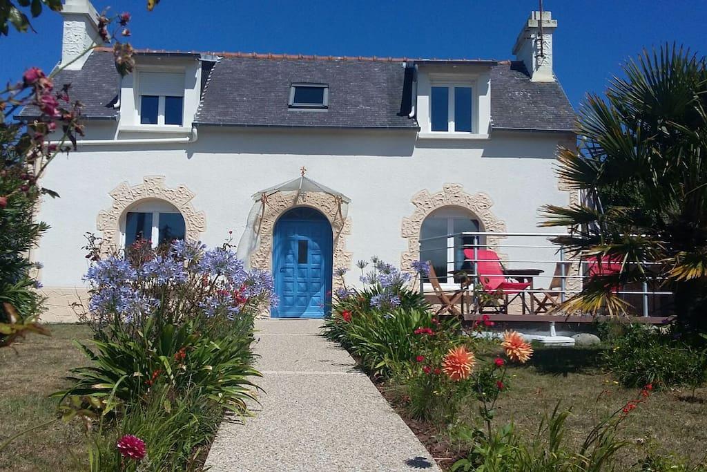 Maison de p cheur houses for rent in ploubazlanec - Maison de pecheur bretagne ...