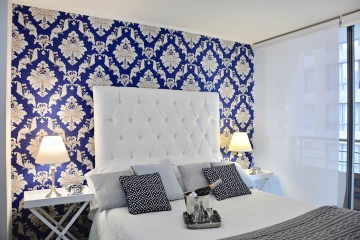Elegant Apartment Central Santiago/Lastarria
