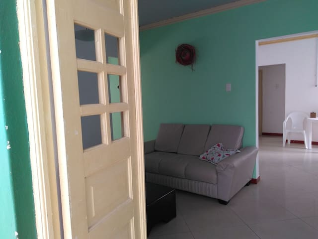 Casa em Cachoeira- aconchegante, calma e familiar.