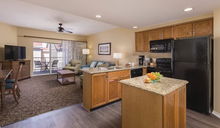 Wyndham Branson at the Meadows 1BR Deluxe