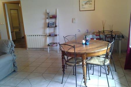 Appartement terrasse 80m² coeur de vallée - Chabottes