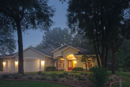 RAINBOW RIVER ACCESS - 3br/2ba Pool - Dunnellon - Haus
