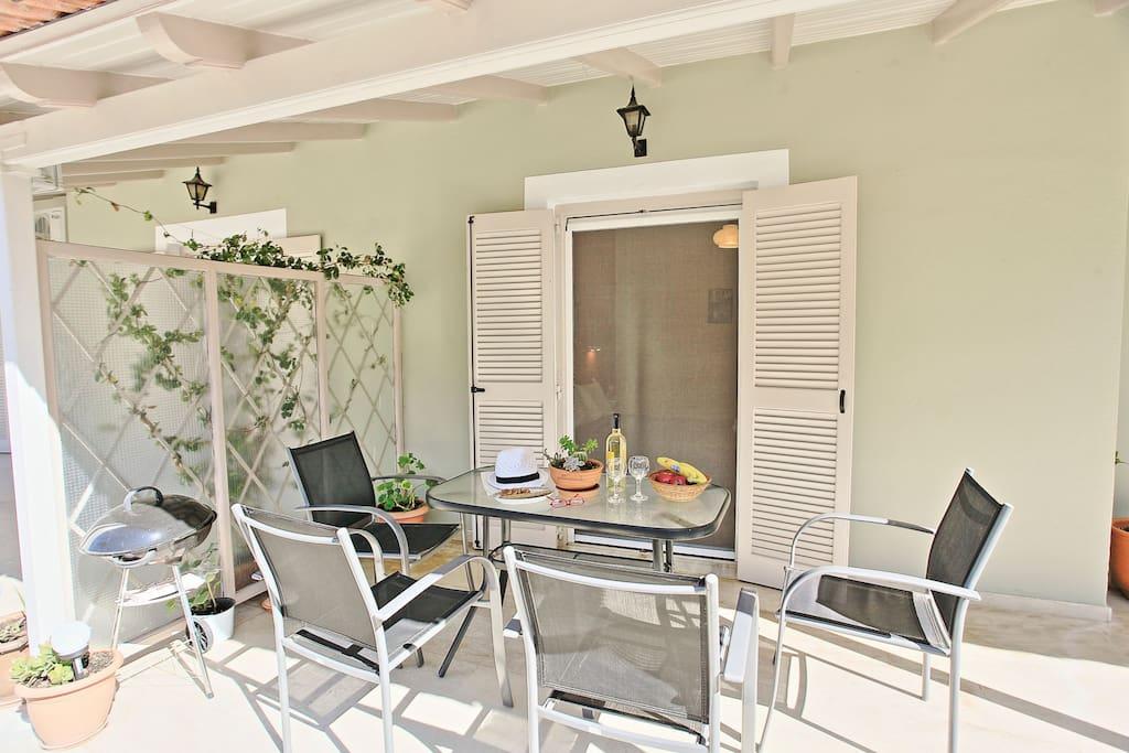 Dinning terrace
