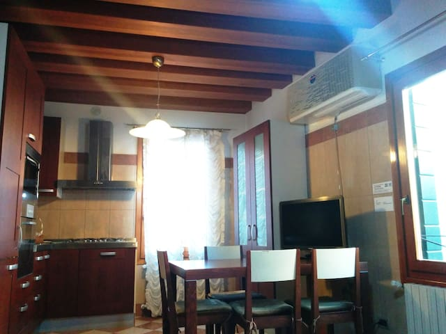"Cannaregio ""Bellavista"" Apartment - Venetsia - Huoneisto"