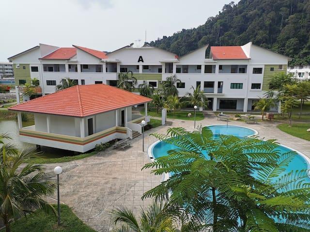 Saadiah Home (A6) - New Modern Spacious 5min Beach