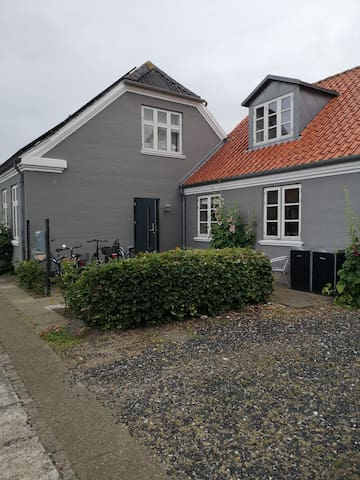 Cozy house in the heart of lovely Ringkøbing