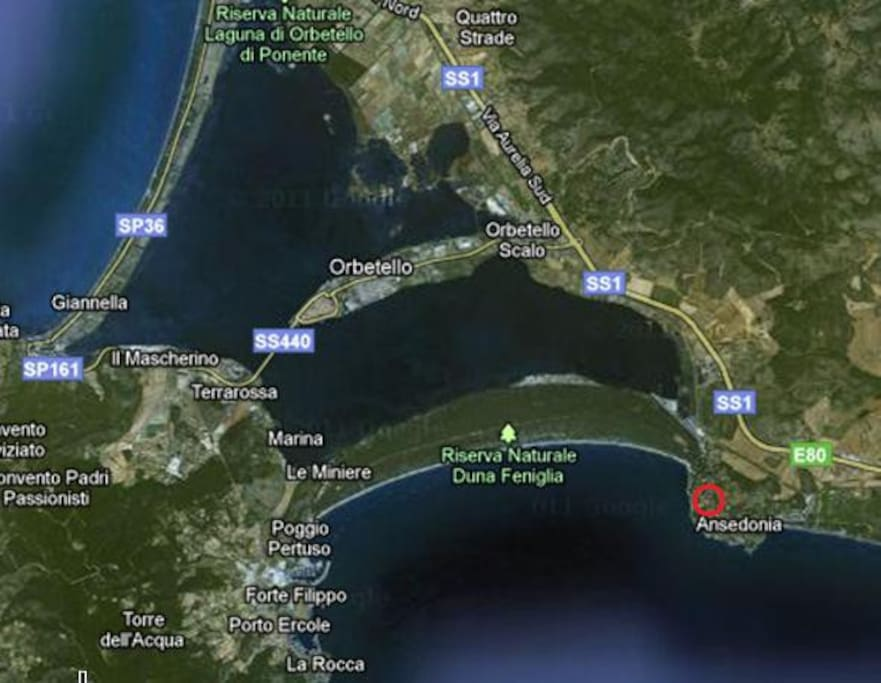 LAGE UND UMGBUNG - LOCATION AND SURROUNDINGS - UBICAZIONE E DINTORNI