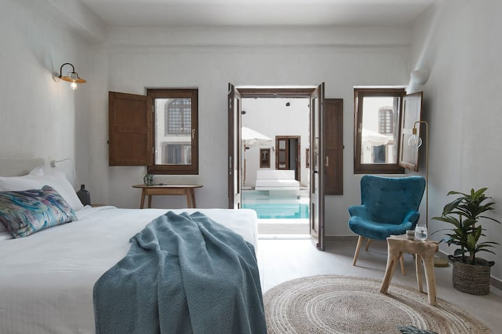 Winery Hotel 1870-Cosy Suite