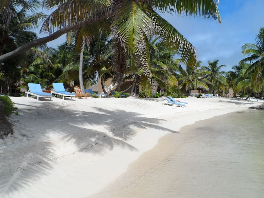 One of the most beautiful beaches on the island.