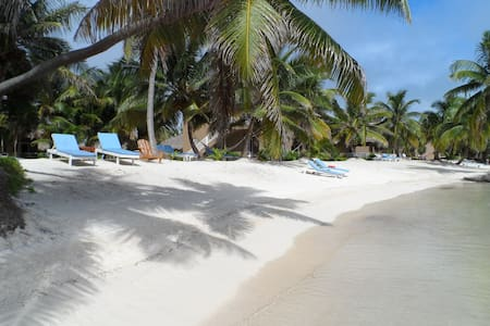 On San Pedro's most pristine beach, full equipped! - 圣佩德罗(San Pedro) - 酒店式公寓