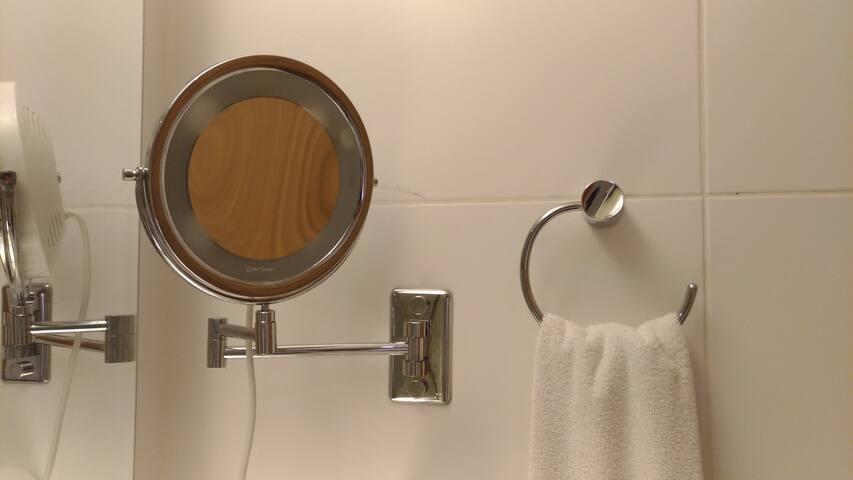 Espelho de aumento