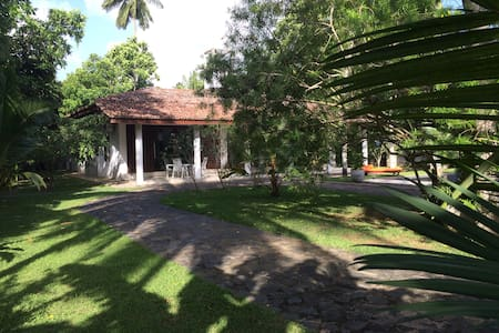 Entire Ape Watta Villa (max 6 p) with Pool - Habaraduwa - Willa