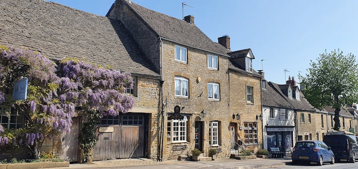Boutique Cotswold B&B, No1 on Tripadvisor at Stow
