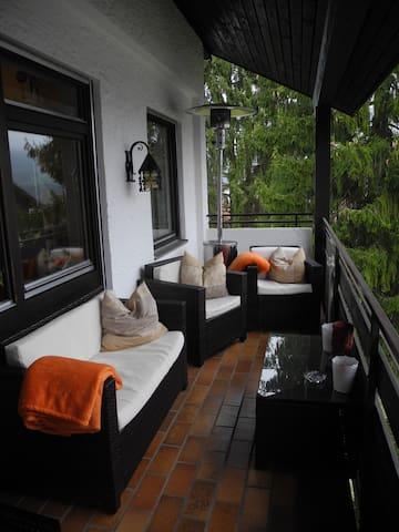 Gemütliche Ferienwohnung im Allgäu - Oberstaufen - House