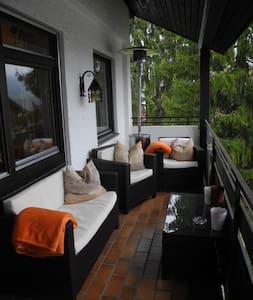 Gemütliche Ferienwohnung im Allgäu - Oberstaufen