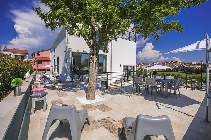 Casa Moderna A2 1L - Vrsar