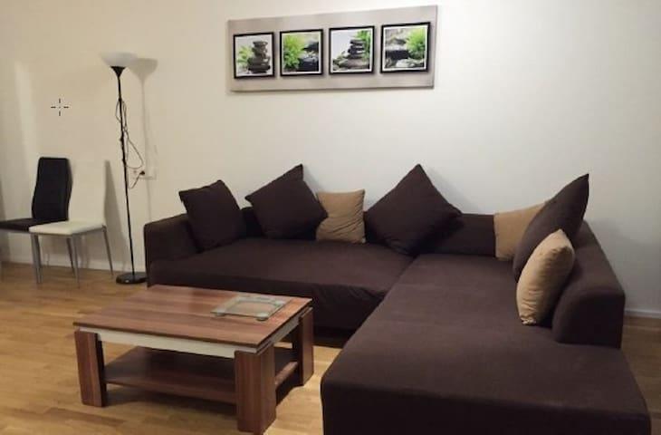 Luxurious flat in the heart of Stuttgart city!