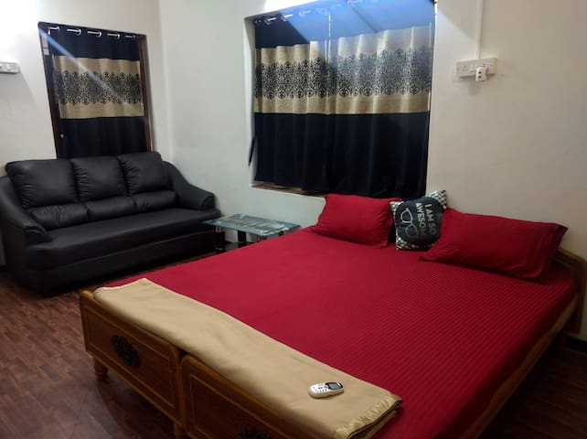 Comfortable Family Stay near US Consulate - Chennai - Apartamento