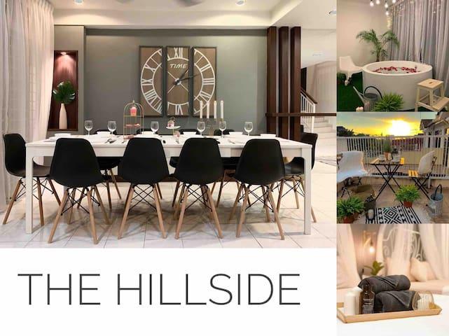 The Hillside Jacuzzi House 太平山边温水按摩浴缸民宿