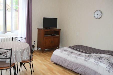 Appartement indépendant dans une maison familiale - La Chapelle-Basse-Mer - Wohnung