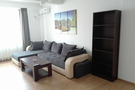 Apartament Luca Solid Residence Mamaia - Constanța - Lejlighed