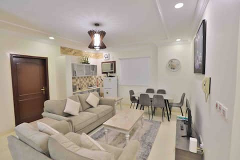 cozy private apartment down town Jeddah