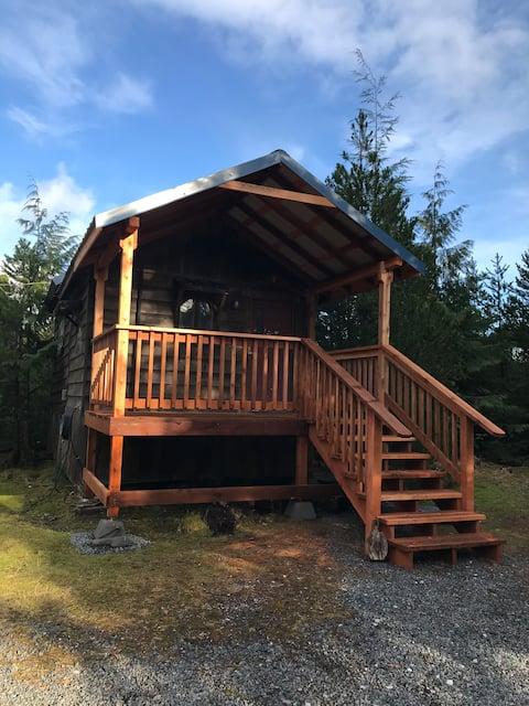 Dog Creek Cabin (Kevins Cabins) Coffman Cove, AK