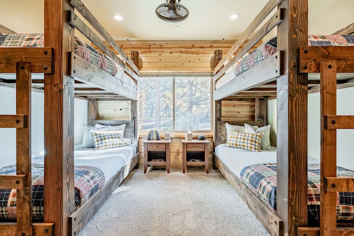 XL Twin bunk beds