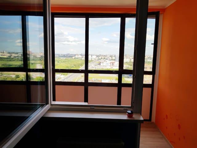 Апартаменты-студио - Apartment Vertikal 37