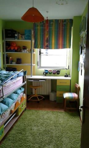HABITACION DOBLE EN MALIAÑO - Camargo - Apartment