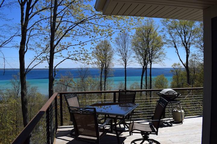 West Grand Traverse Bay - Panoramic Views
