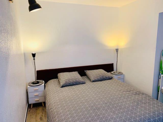 La chambre, lit 160X200