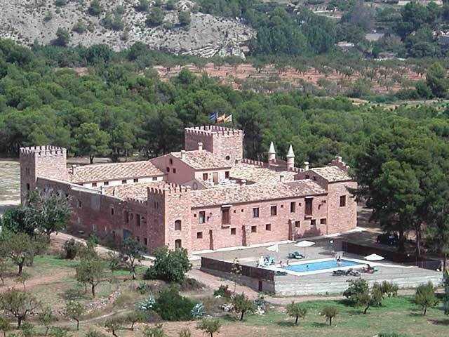 Castillorural es La Masía de San Juan
