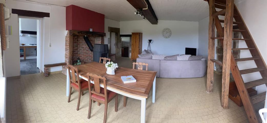 Maison avec jacuzzi intérieur