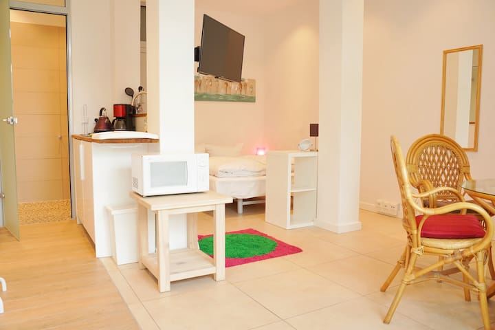 Small and tidy Apartment only 15 min from Alex
